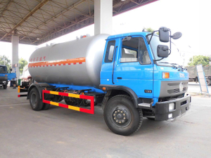 15000Liters Propane Delivery Road Truck LPG Tanker Truck