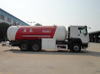 China Factory 30000 Liters Fully Pressurized LPG Propane Delivery Road Truck