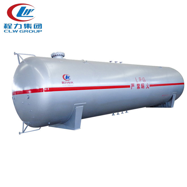 10500 Gallon Quality Steel LPG Bulk Tank Liquid Propane Gas Storage Tank for Sale