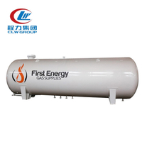 Q345R 50000 Liters Liquid Propane Storage Tanks for Sale