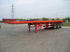 Cheap price ISO 20ft 40ft container trailer truck