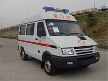 Good Sale Hospital Medical Transport Ambulance