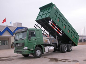 Sinotruk HOWO 6x4 336hp 10 Wheel Middle Tipping Mining Dump Truck Tipper Truck
