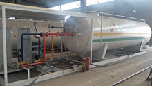 30m3 LPG Cylinder Filling Gas Plant Unit for Sale