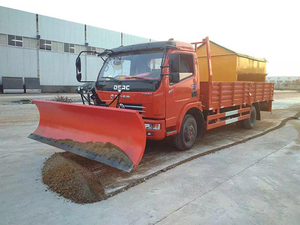 Dongfeng 4X2 156HP 6m3 Snow Removal Truck